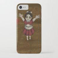 bioshock iPhone & iPod Cases featuring Little sister - Bioshock by Shepaki