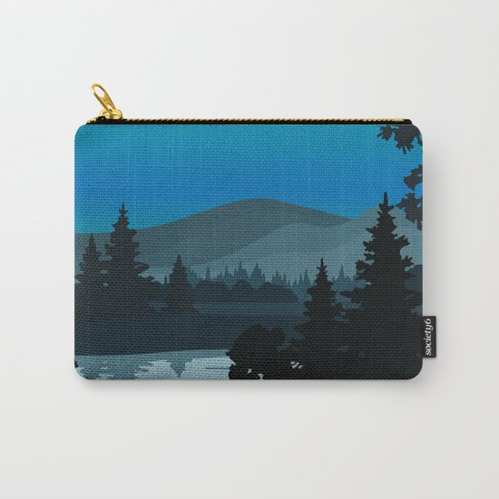 My Nature Collection No. 15 Carry-All Pouch