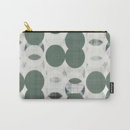 Minimalist art, Scandinavian art, geometric print, nordic design, minimalist wall art, simple art, p Carry-All Pouch