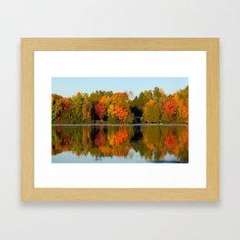 Famous fall 5 Framed Art Print