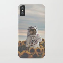 The Sunflower Galaxy, Messier 63 iPhone Case