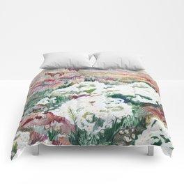 Wild chamomiles Comforters