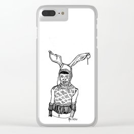 Little lost boys II Clear iPhone Case
