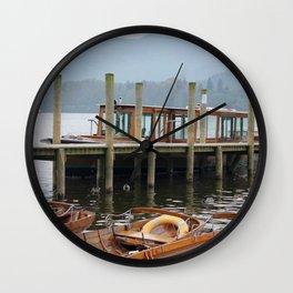 Derwent Water Wall Clock