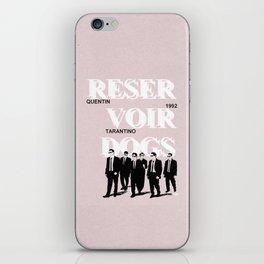 Reservoir Dogs | Quentin Tarantino iPhone Skin