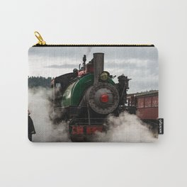 Black Hills Central Railroad #104 Carry-All Pouch