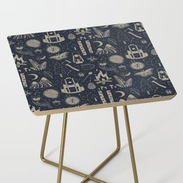 Into the Woods: Stargazing Side Table
