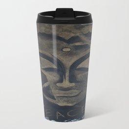 Peace - The Budha Travel Mug