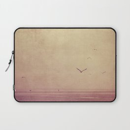 sea teal Laptop Sleeve