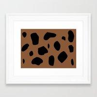 jaguar Framed Art Prints featuring Jaguar by PAAC design