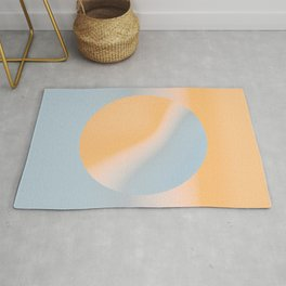 Abstract Gradient No. 8 Rug