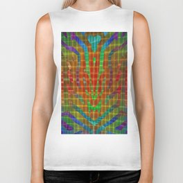 Homage to Alex Grey Biker Tank