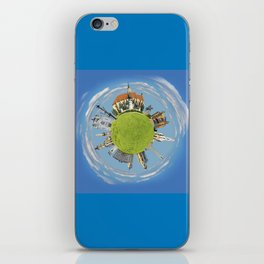 cluj napoca little planet iPhone Skin