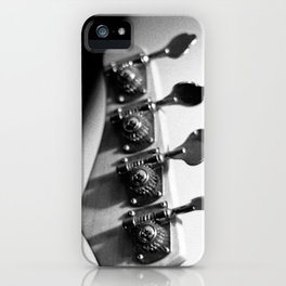 Tuning Knobs iPhone Case