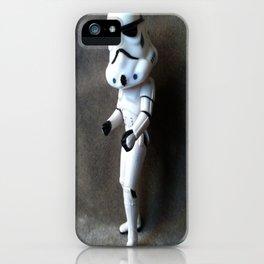 Storm Trooper iPhone Case