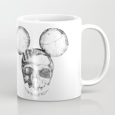 Mickey Skull Mug