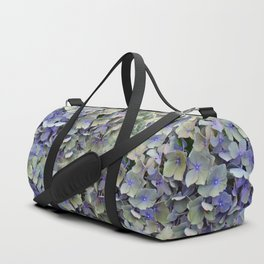 Soft Multi Color Hydra and Ivy leaves Duffle Bag