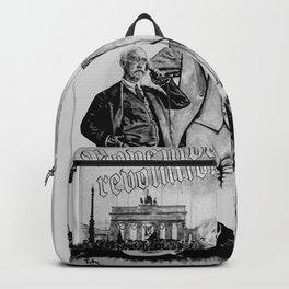 Philipp Scheidemann - NOVEMBERREVOLUTION Backpack