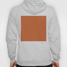 Copper #B2592D Hoody