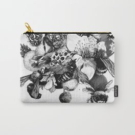 Busy Bee's Carry-All Pouch
