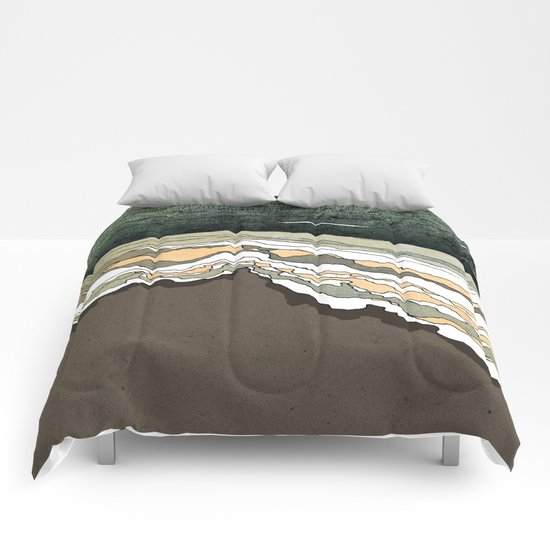 Breakthrough Comforters