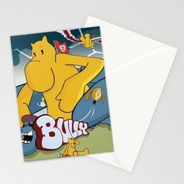 Quasimoto Bullyshit Stationery Cards