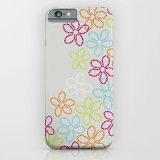 My dancing flowers Slim Case iPhone 6s