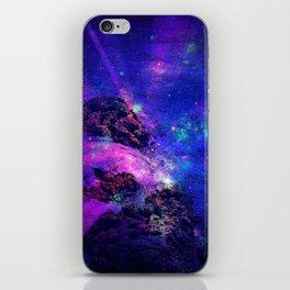 Space Rocks iPhone Skin
