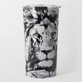 The Lion on The Rock Travel Mug