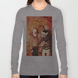 YOUNG WILD Long Sleeve T-shirt