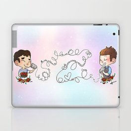 The Sound Of Love Laptop & iPad Skin