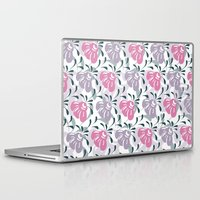 flora Laptop & iPad Skins featuring Flora by Shelly Bremmer