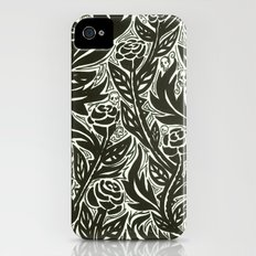 Death of the Roses Slim Case iPhone (4, 4s)