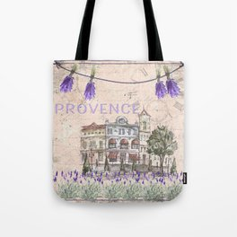 Provence France - my love  - Lavender and Summer Tote Bag