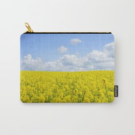 Meadow of Yellow Carry-All Pouch