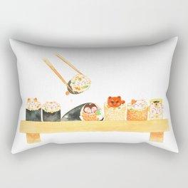 Maki Neko Rectangular Pillow