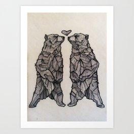 Same Love Art Print