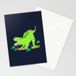 Dino - Bright Stationery Cards