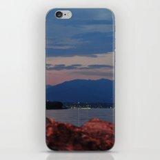 Lago di Garda iPhone & iPod Skin