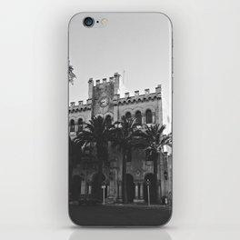 Ciutadella City Hall iPhone Skin