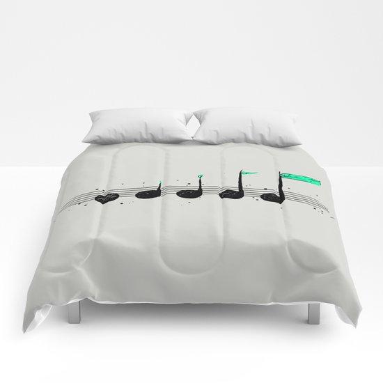 Biosphere Orchestra Gray Comforters