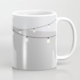 Ceiling With Lights Coffee Mug