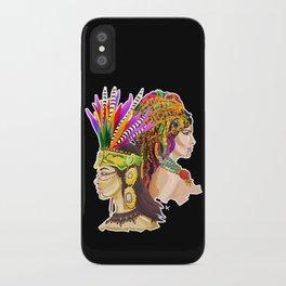 Aztec / Berber iPhone Case