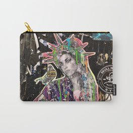 Rehab Amy Graffiti in New York City Carry-All Pouch