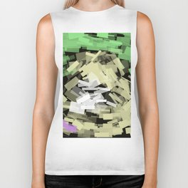 Back to square one Biker Tank