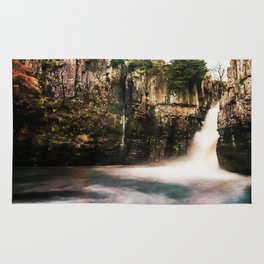 High Force Waterfall. Rug