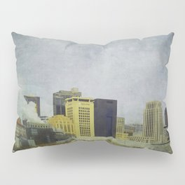 St. Paul Riverfront Pillow Sham