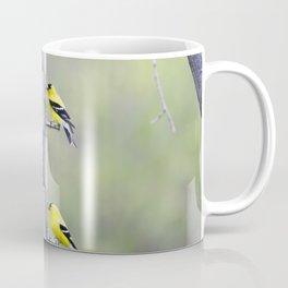 American Goldfinch 4 Coffee Mug