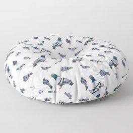 Bird poo. Floor Pillow