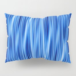 Ambient 8 in blue Pillow Sham
